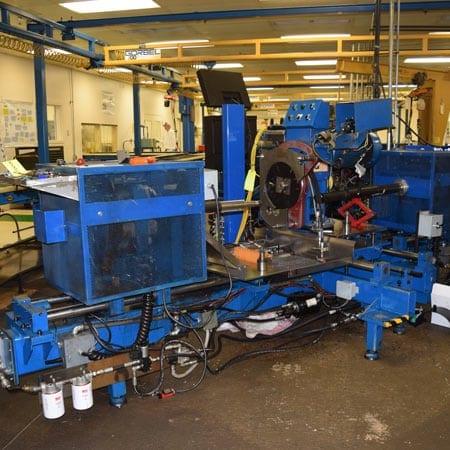 complete inspection transmission rebuild