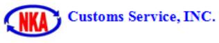 NKA Customs Services Logo