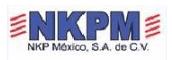 NK Parts Mexico Logo
