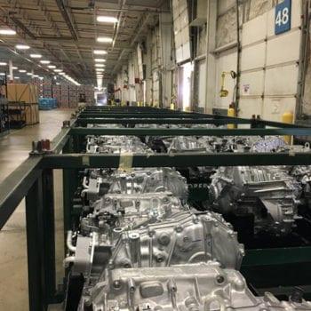 warehousing and shipping