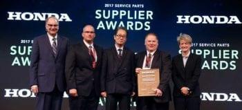 nk parts remanufacturing award